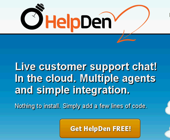 customer support chat system