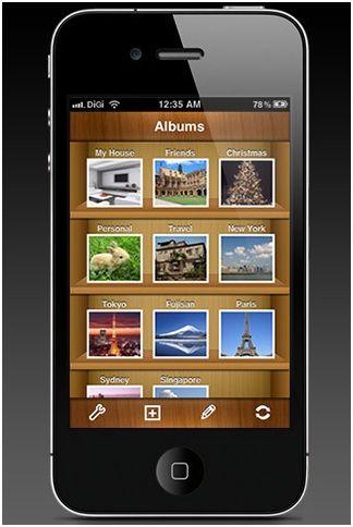 keep iphone photos private