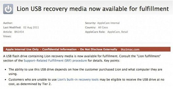 Having Trouble Installing OS X Lion? Thumb Drives Bring New Hope [News] Screen Shot 2011 08 04 at 11