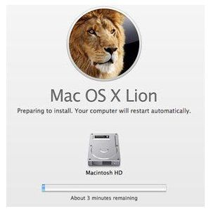 Having Trouble Installing OS X Lion? Thumb Drives Bring New Hope [News] appleinstall1