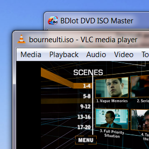 Rip A DRM'd DVD Disk To ISO Format With BDlot DVD ISO Master [Windows]