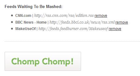 mashup rss feeds