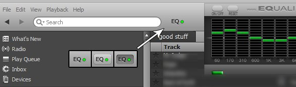 audio equalizer for spotify