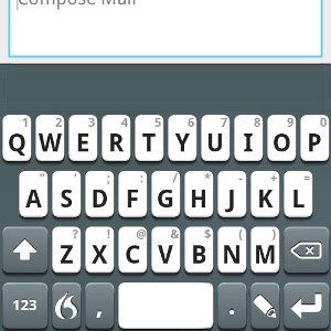 Speak Your Email & Text Replies Instead Of Typing Them With FlexT9 Keyboard [Android 2.1+]