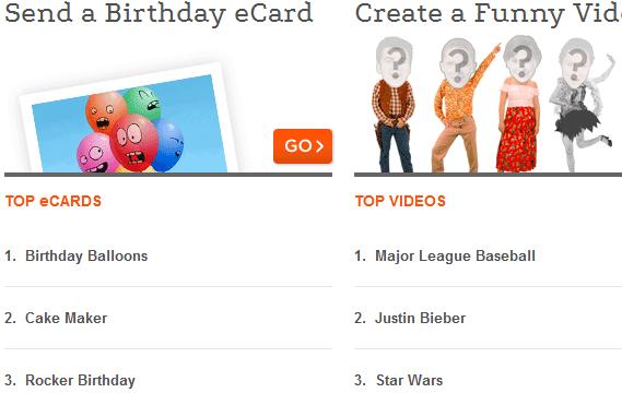 JibJab Sendables: Send Greeting Cards & Make Funny Videos for Friends jibjab