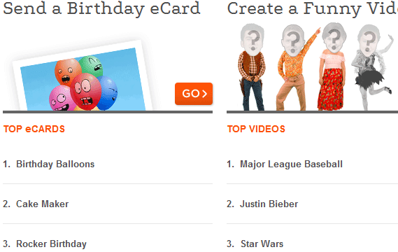 JibJab Sendables Send Greeting Cards Make Funny Videos for Friends – Jibjab Birthday Card