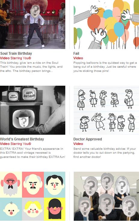 JibJab Sendables: Send Greeting Cards & Make Funny Videos for Friends jibjab1