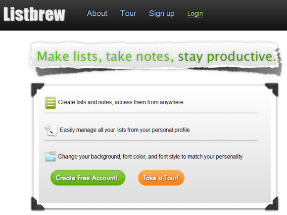 create multiple list