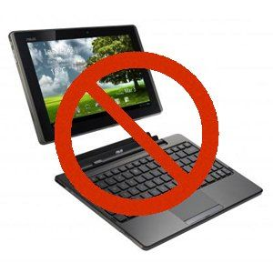 Why Tablets Shouldn't Have Keyboards Included With Them [Geeks Weigh In]