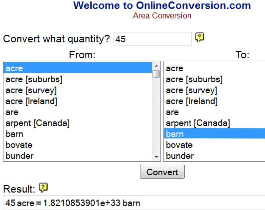 onlineconversion1   Onlineconversion: A Suite of Useful Unit Conversion Tools