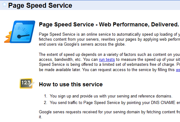 speed up loading time website