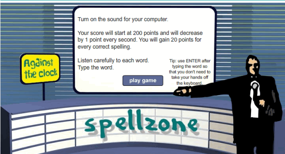 online spelling course
