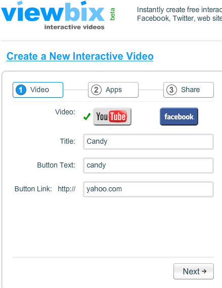 make youtube videos interactive