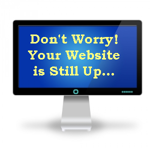 monitor your website