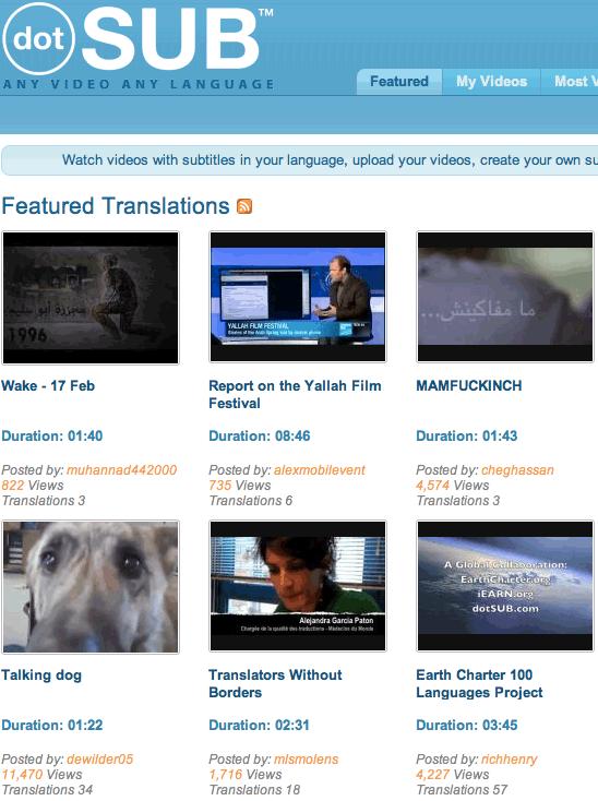translate movie subtitles