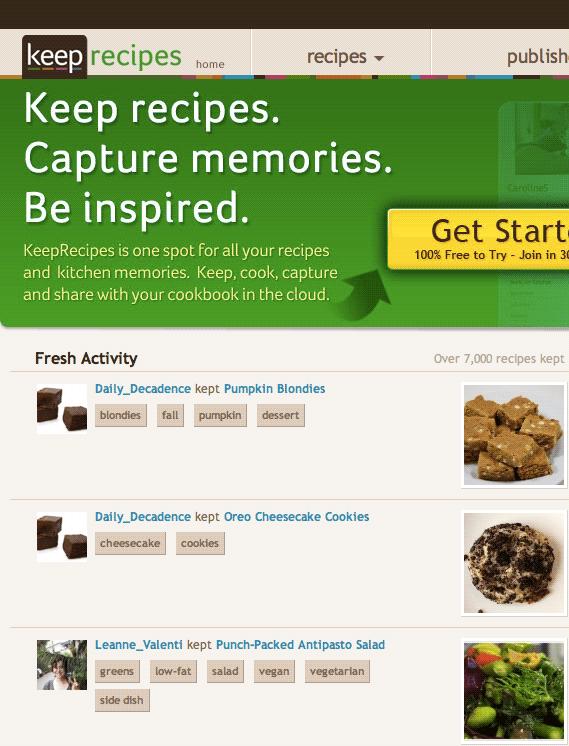 clip recipes