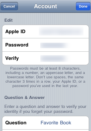 How can i get my apple id