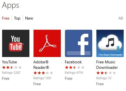 download apps for windows phone