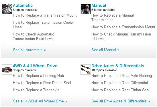 car repair guides