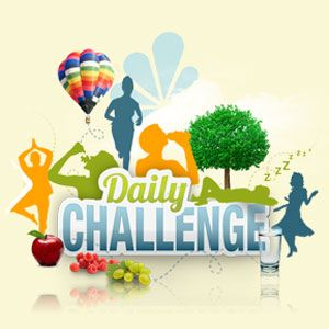 Better Your Life & Relationships One Day At A Time With The Daily Challenge