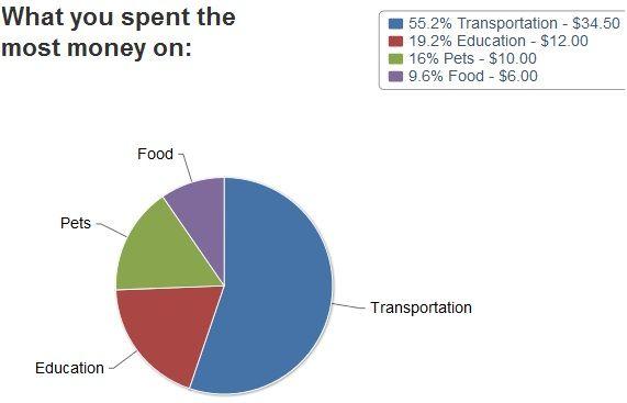 analyze your spending habits