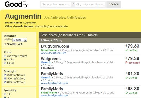 GoodRx   GoodRx: Find Lowest Price Medicine Across Different Pharmacies