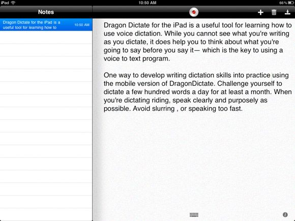 dragon app ipod