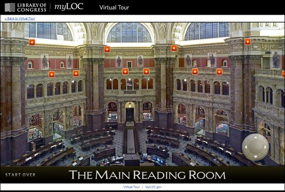 library of congress online