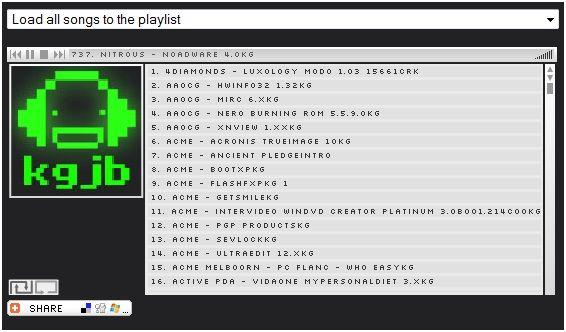 Load   KeygenJukebox: Listen & Download Music From Keygens