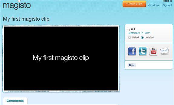 cloud based video editing