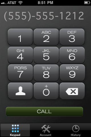 record outgoing calls
