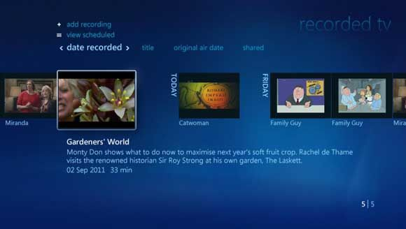personal video recorder software