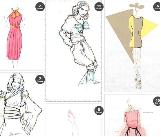 vote on fashion, nextstyler