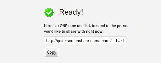 quickscreenshare