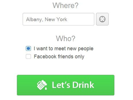 Let's Drink Tonight: Find New Drinking Buddies Where