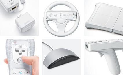 Is The Wii All It's Cracked Up To Be Or Has Nintendo Lost The Plot? [Opinion] accessories1