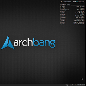 ArchBang Is Lightweight & Always Up To Date [Linux]