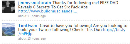 annoying things people do on twitter