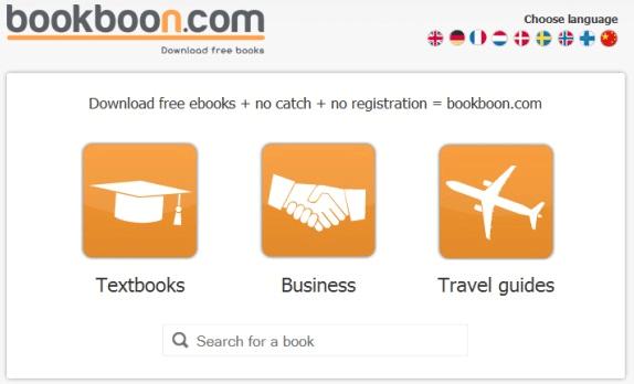 bookbook   Bookboon: Download Free eBooks For College Courses