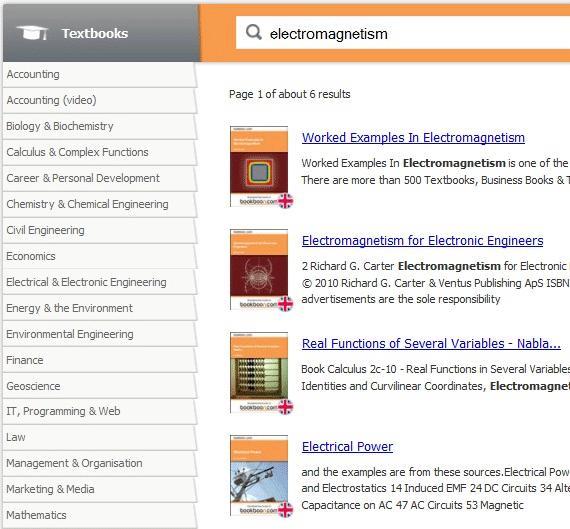 bookbook2   Bookboon: Download Free eBooks For College Courses