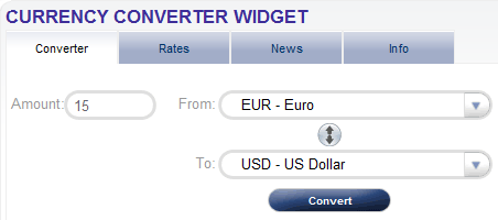 Xe Converter Universal Currency