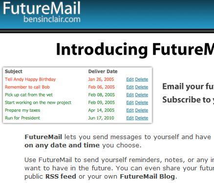 futuremail