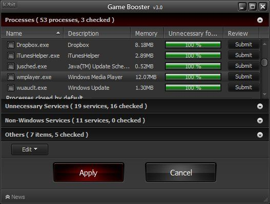 Game Booster 3 Adds Diagnose Feature, Plays Nice With Steam [News] gamebooster3