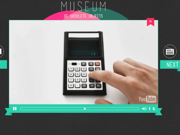 Museum Of Obsolete Objects: View Short Informative Videos Of Obsolete Technological Items moojvm1
