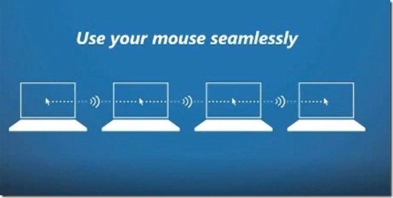 control computers with one mouse
