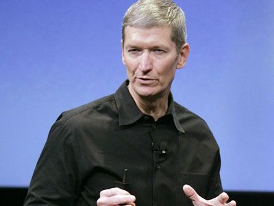 Apple To Hold Media Event October 4th - Likely To Be New iPhone 5 Unveiling [News] tim cook