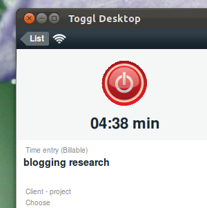 Toggl Helps You Discover Where Your Time Goes