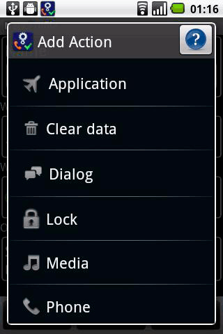 Actionworks: Auto-Executes Series Of Preset Actions On Your Android 1032