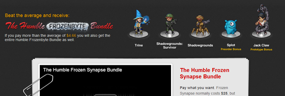 A New Humble Bundle Is Available For As Much As You Want To Pay [News] 2011 10 01 13h27 41