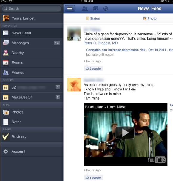 Facebook For iPad Is Finally Here Along With Some Other New Features [News] 2011 10 11 09h35 42